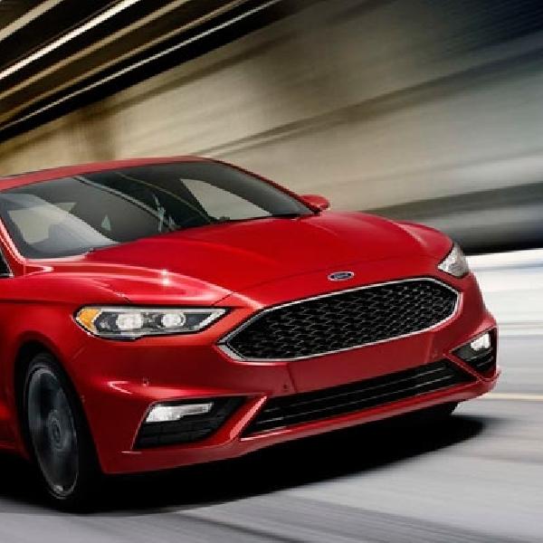Ford Fusion Facelift Punya Tenaga Mencapai 325 Hp