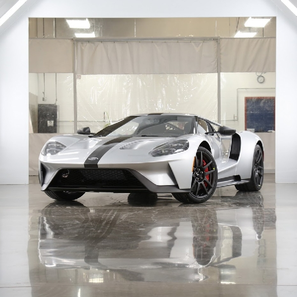 Ford GT Competition Series - Fokus pada Kebutuhan Sirkuit