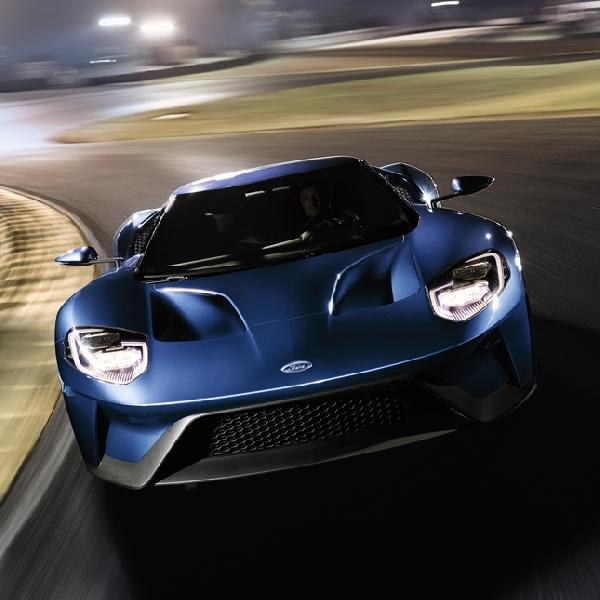 Ford GT Catat Waktu Tercepat dari Semua Ford
