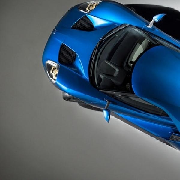 Ford GT Pakai Gorilla Glass Dibagian Kaca Depan