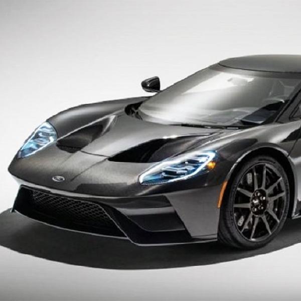 Ford GT 2021 Akan Hadir Dengan Warna Baru