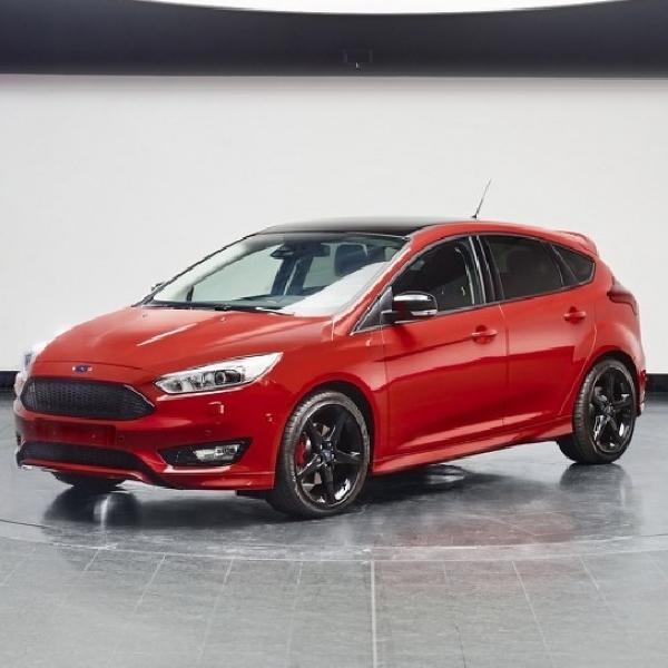 Ford Kenalkan Focus Black Edition dan Red Edition di Eropa