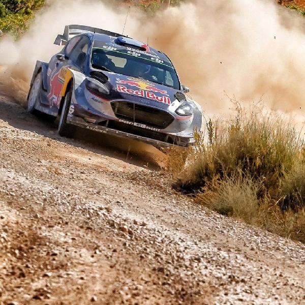 WRC-Ford Kembali Sebagai Tim Pabrikan