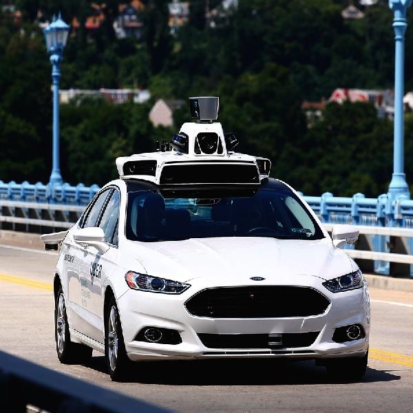 Ford Mulai Menguji Mobil Tanpa Awak di Eropa