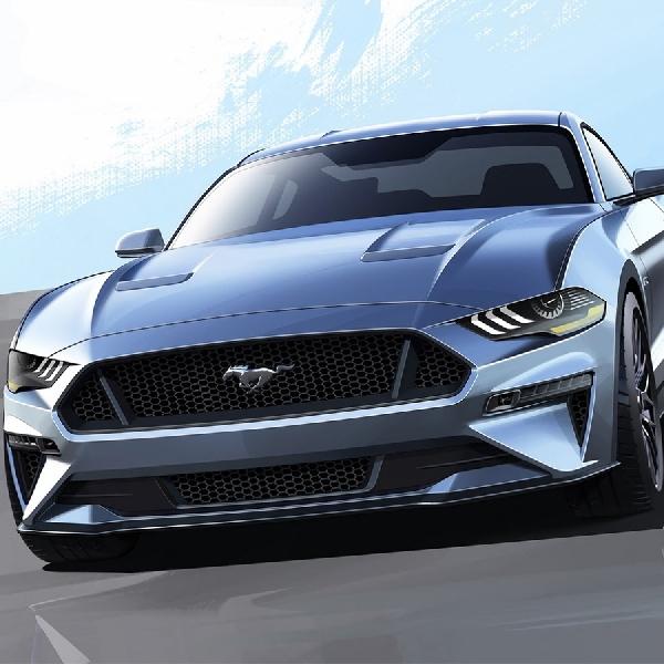 Desainer Ford Mustang Akui Terinspirasi dari Darth Vader