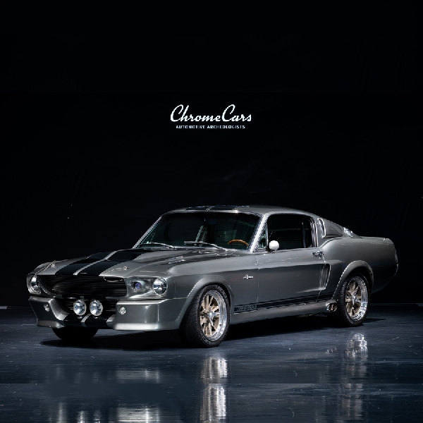 Ford Mustang Eleanor 1967 Dari Film 'Gone In 60 Seconds' Terjual di Jerman