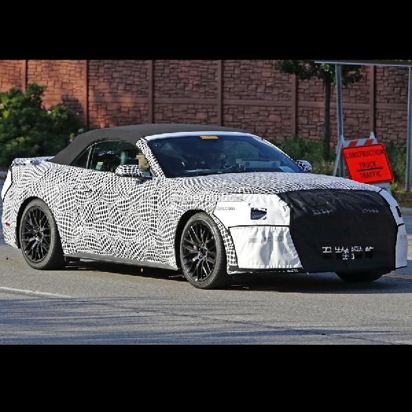Lahirnya Ford Mustang Hybrid Mungkin Jika All Wheel Drive