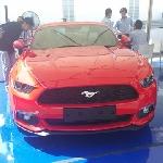Ford Mustang Dijual di IIMS 2016