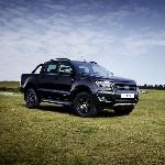 Ketangguhan Ford Ranger Black Edition