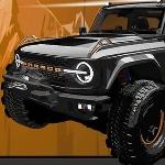 Modifikasi Ford Ranger dan Wild Bronco Bakal Jadi 'Bintang' di SEMA