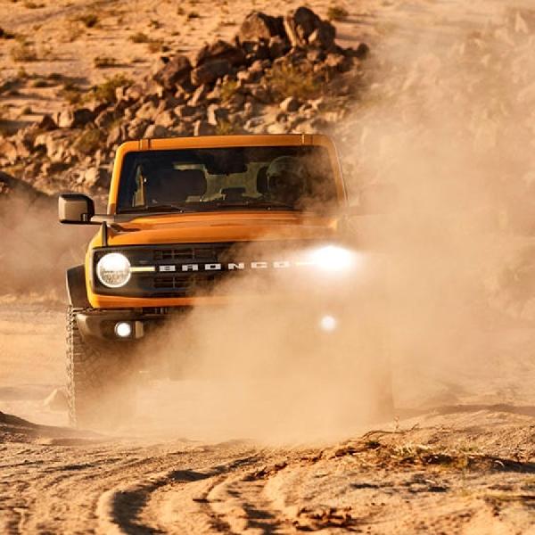 Ford Resmi Mematikan Produksi Bronco Sementara