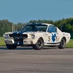 Ford Shelby Mustang GT350R 1965 Langka Dibandrol 1,5 Juta Dolar