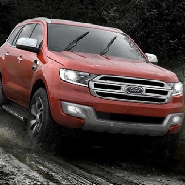 Ford Siap Jor-joran untuk Produksi Everest