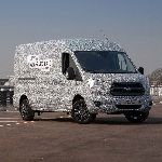 Ford Transit Elektrik Debut Pada 12 November