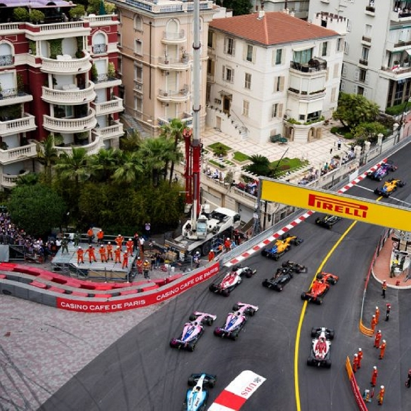 F1: Format Grand Prix F1 Monaco Alami Perubahan Pada 2022