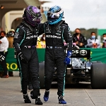F1: Formula 1 Hampir Berakhir, Lewis Hamilton Mengaku Tak Tertekan