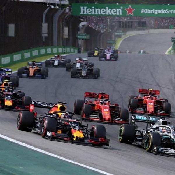 F1: Formula 1 Ungkap Rencana Delapan Putaran Eropa Untuk Musim 2020