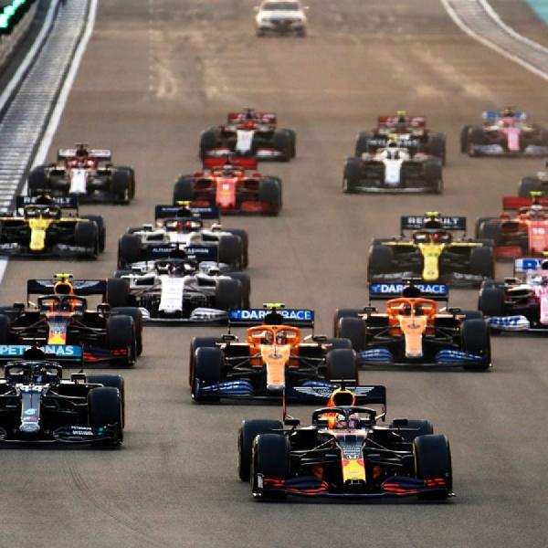 F1: Formula 1 Ungkap Revisi Kalender 2021
