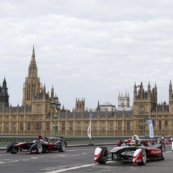 Formula E Berencana Kembali Adakan Kompetisi di Inggris ?