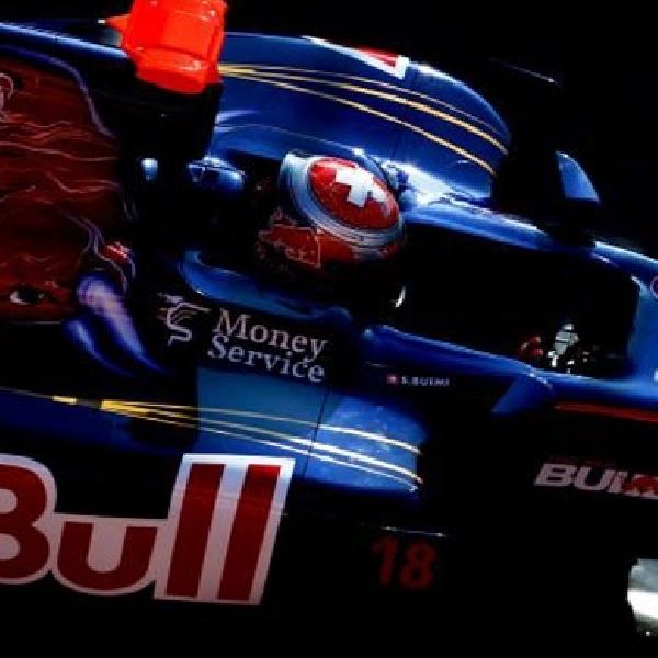 F1: STR12 akan disiram warna Biru Muda