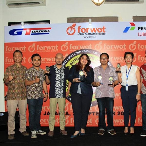 Mitsubishi Pajero Sport Mobil Terbaik Versi Wartawan Otomotif Indonesia