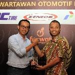 Honda CBR150R Motor Terbaik Pilihan Jurnalis Otomotif Indonesia
