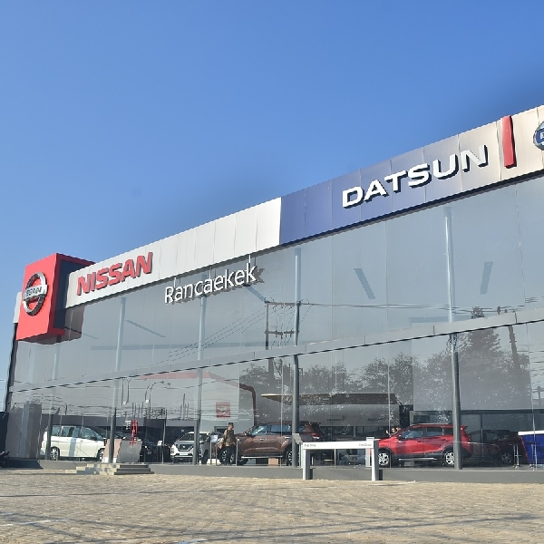 Nissan dan Datsun Resmikan Dealer di Rancaekek