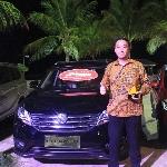 DFSK Glory 580 Raih Penghargaan Best Small SUV Versi ICOTY 2018
