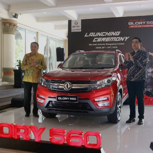 DFSK Glory 560 Resmi Mendarat di Bali
