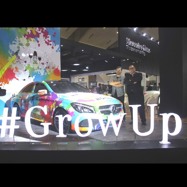 Mercedes-Benz Grow Up Campaign