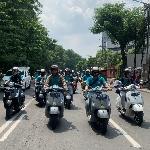 PT Piaggio Indonesia Resmikan Dealer di Surabaya