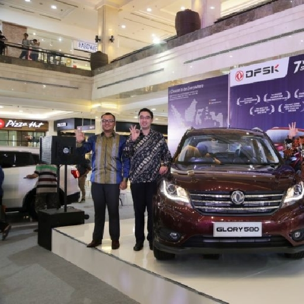Program Roadshow Sukses Mendongkrak Penjualan DFSK Glory 580