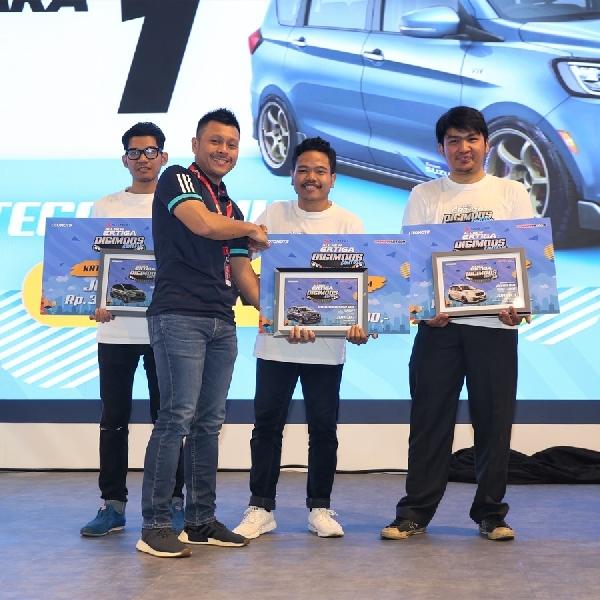 Suzuki Ajak Anak Muda Kreasikan All New Ertiga dalam Digimods Contest