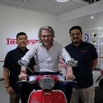 Diler Jakarta Bangkitkan Kembali Past Heritage Lambretta