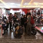 Debut Vespa Sprint Notte di Indonesia International Motor Show 2019