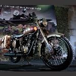 Royal Enfield Datangkan 'Classic 500 Pegasus' ke Indonesia