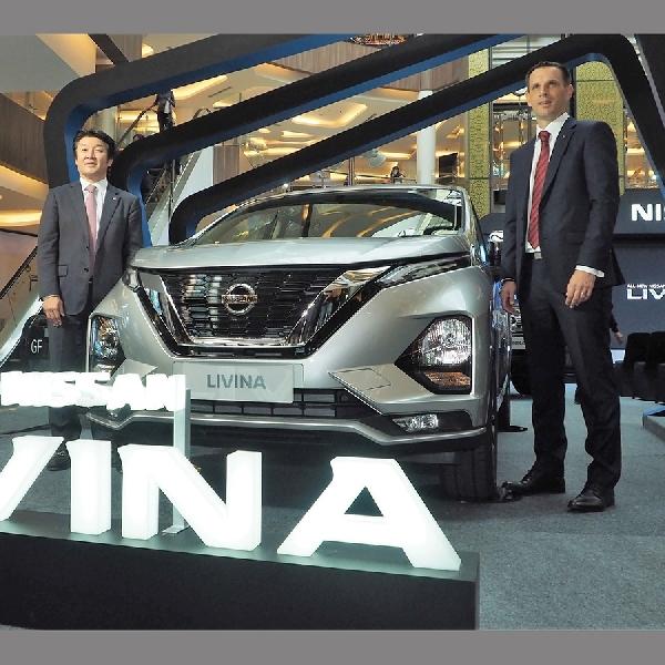 All New Nissan Livina dan All New Nissan Serena Hadir Di Bandung