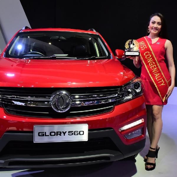 Glory 560 Meraih Dua  Penghargaan Sekaligus di Ajang Telkomsel IIMS 2019