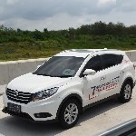 DFSK Ikut Jajal Tol Trans Jawa