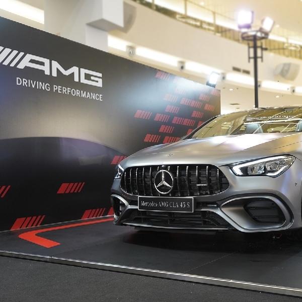 Dua Mobil Baru ini Meluncur di Mercedes-Benz Star Drive 2021