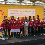 Tim Indonesia Raih Kemenangan di Shell Eco-Marathon DWC Asia 2019