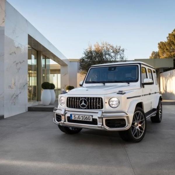 Kolaborasi Mercedes-Benz dan Desainer Louis Vuitton di Project Gelandewagen