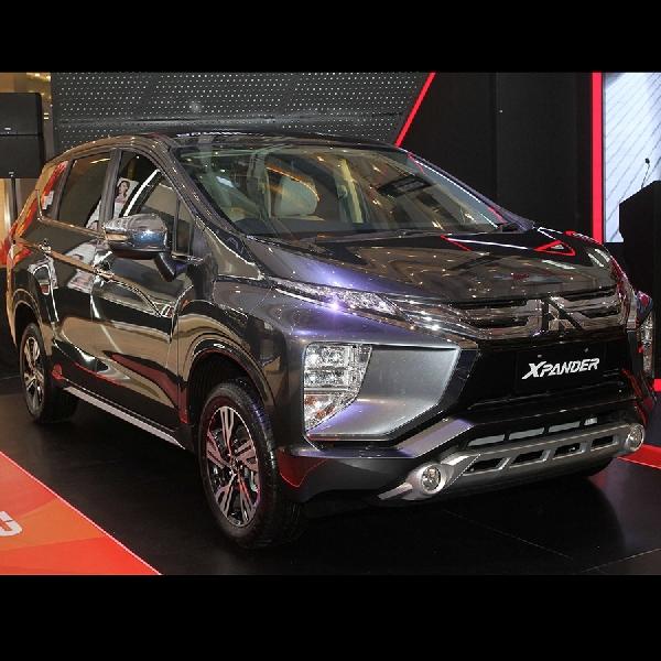 Mitsubishi Luncurkan  XPANDER Facelift, Small Upgrade yang Siap Bersaing