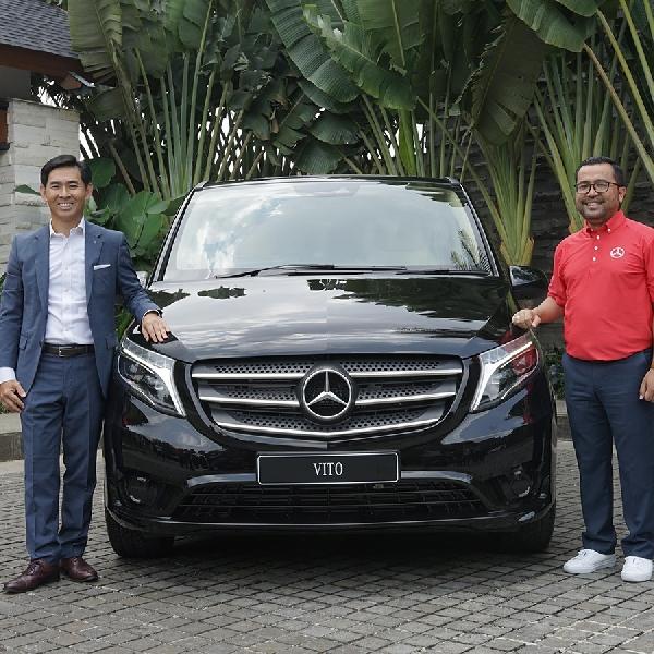 Luncurkan New Vito, Mercedes-Benz Berhasil Kuasai Kembali Segmen Luxury di Indonesia