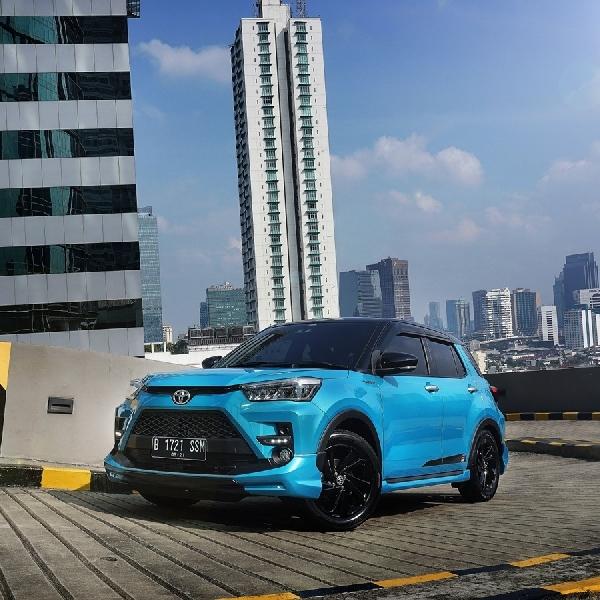 Baru Seminggu Meluncur, SPK Toyota Raize Tembus 1.269 Unit