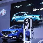MG ZS Listrik Meluncur, Pertarungan SUV Listrik Indonesia Dimulai