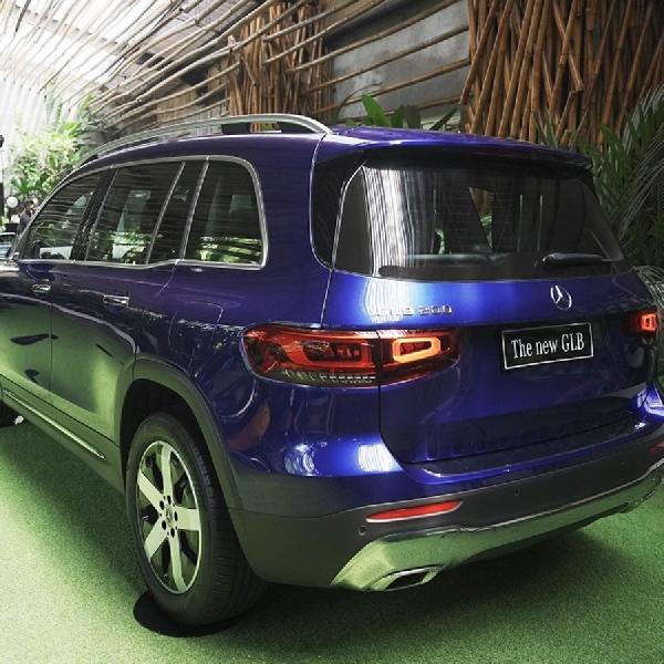 Seri Terbaru SUV Mercedes-Benz Meluncur di Indonesia