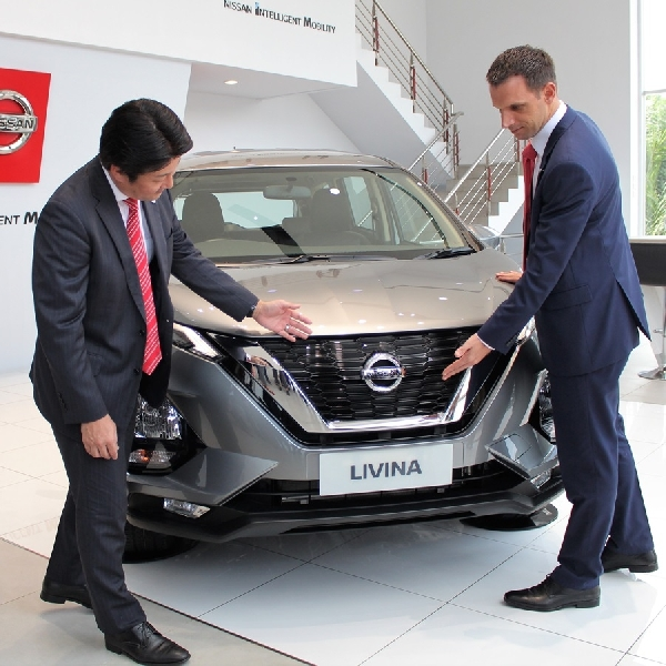 Duo Mobil Baru Nissan Mendarat di Pekanbaru