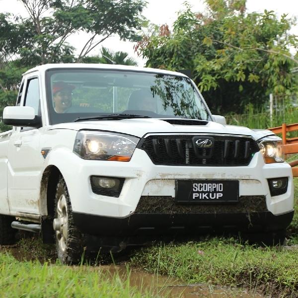Ini Spesifikasi Mahindra Scorpio Pickup buatan Mahindra