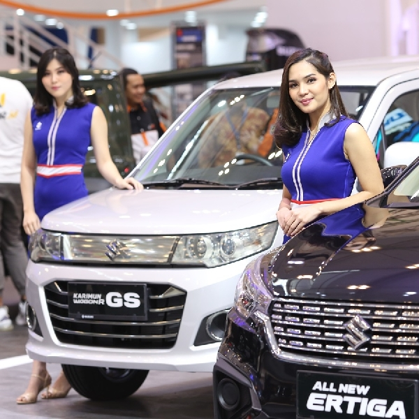 Ekspor Suzuki Naik di Semester Pertama 2018